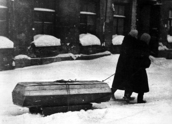 La heroica resistencia de Leningrado: el asedio más terrible de la historia  - Sputnik Mundo