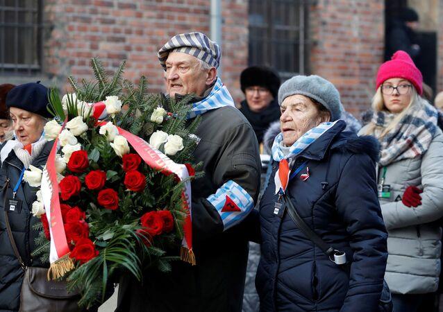 Las actividades dedicadas al 75 aniversario de la liberación de los presos de Auschwitz