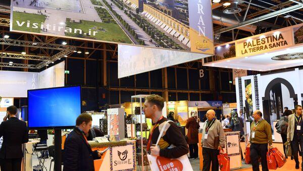 La Feria Internacional de Turismo-FITUR - Sputnik Mundo