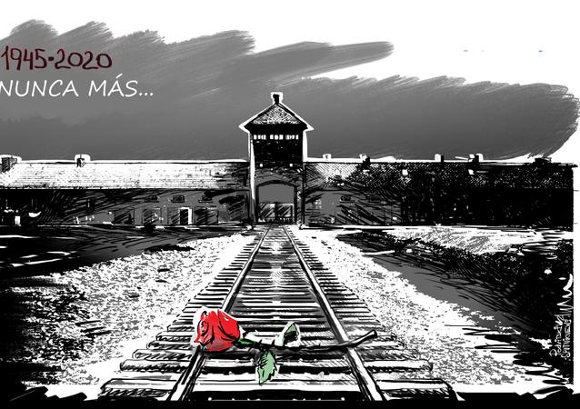 Nunca más: el mundo conmemora a las víctimas del Holocausto