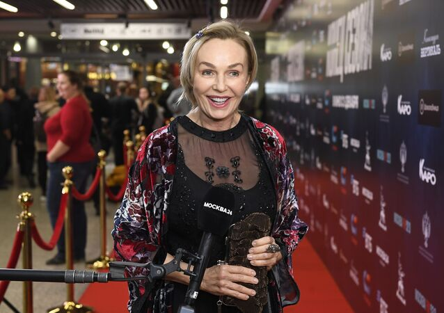 Natalia Andréichenko, actriz rusa