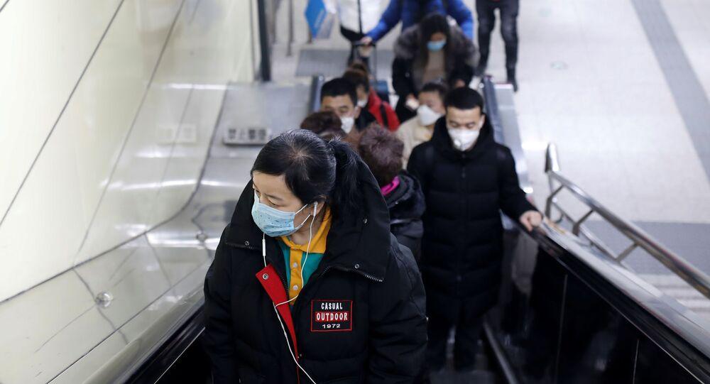 Situación en Pekín, China
