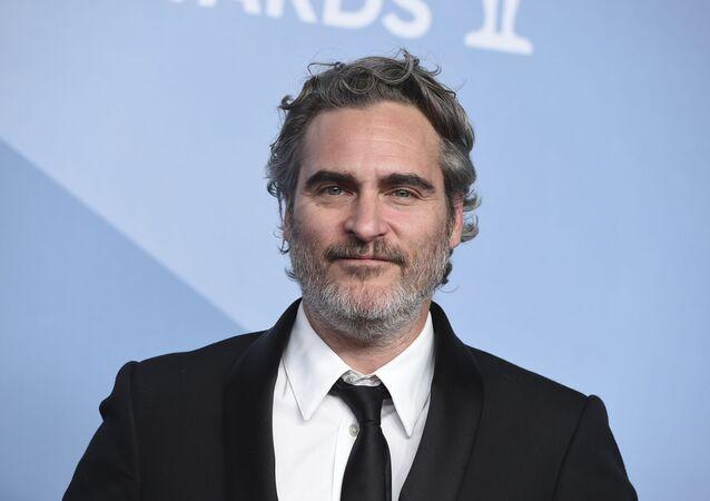 Joaquin Phoenix, protagonista del filme 'Joker' (2019)