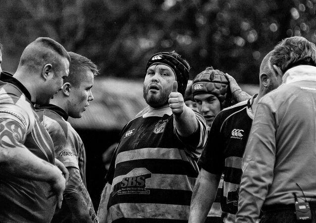 Equipo de rugby - imagen referencial