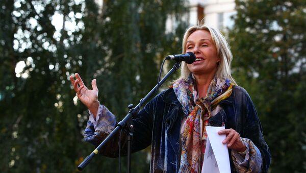 Natalia Andréichenko, actriz rusa - Sputnik Mundo