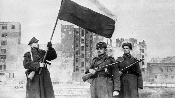 Liberación de Polonia por el Ejército Rojo - Sputnik Mundo