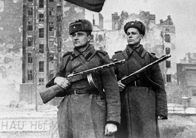 Liberación de Polonia por el Ejército Rojo