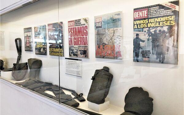 Recorrido por las publicaciones de la prensa gráfica durante la guerra en 1982 - Sputnik Mundo