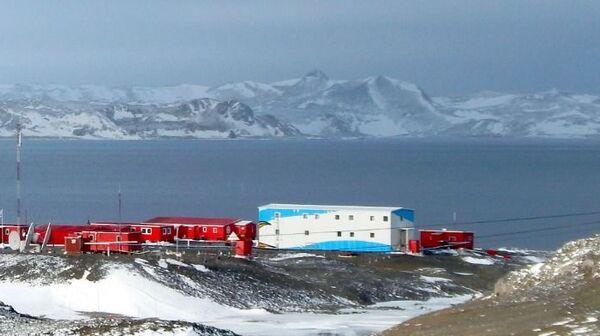 Base científica antártica Artigas - Sputnik Mundo