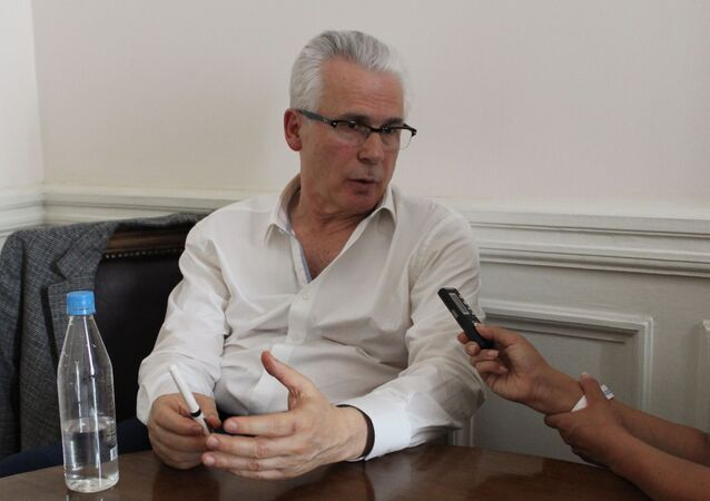 Jurista español Baltasar Garzón