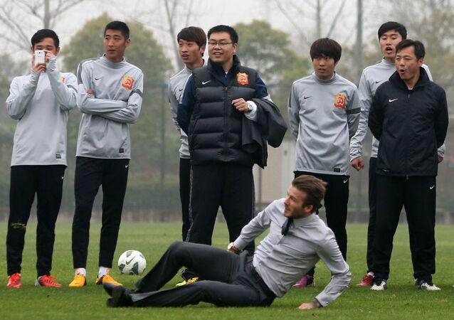 El equipo de fútbol de Wuhan, El Wuhan Zall