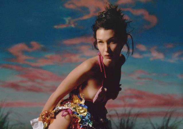 Bella Hadid, modelo estadounidense