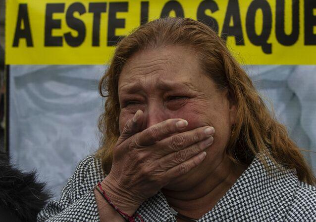 Patricia Martínez denuncia la detención de su hijo en Hidalgo, México