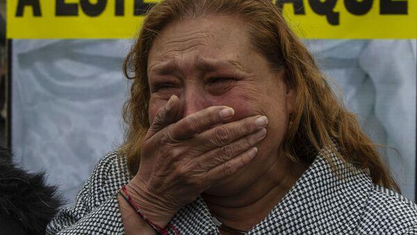 Patricia Martínez denuncia la detención de su hijo en Hidalgo, México - Sputnik Mundo