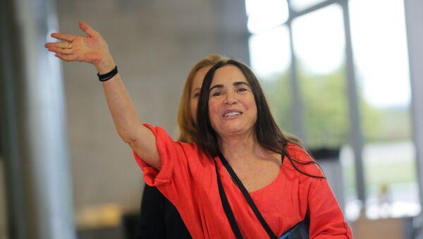Regina Duarte, actriz brasileña - Sputnik Mundo