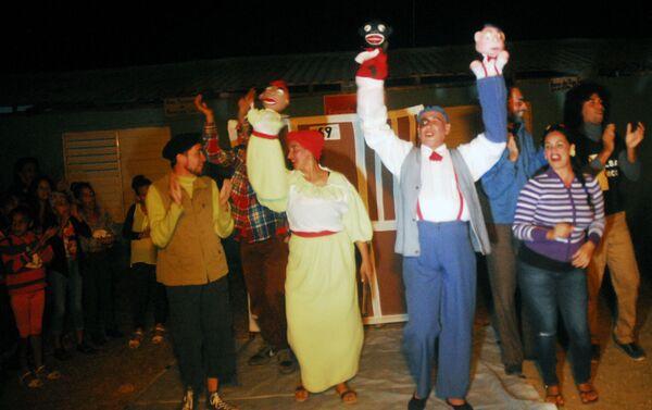 La Cruzada Teatral Guantánamo-Baracoa - Sputnik Mundo