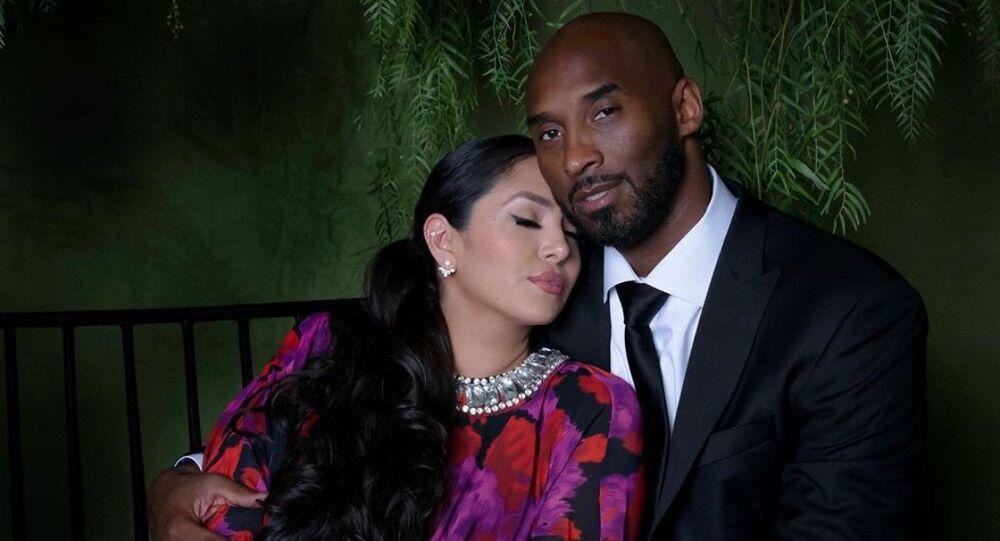 Vanessa y Kobe Bryant