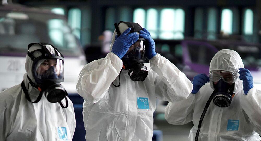 Equipo de alerta epidemiológica (imagen referencial)