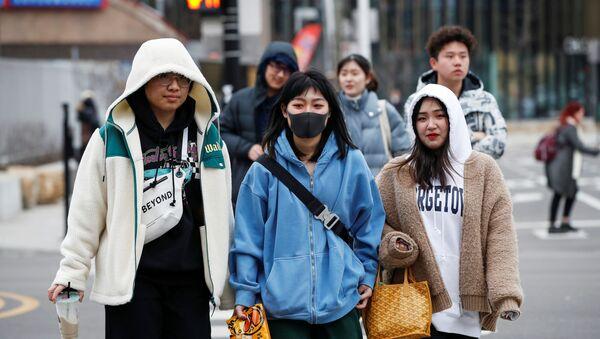 Coronavirus en China - Sputnik Mundo