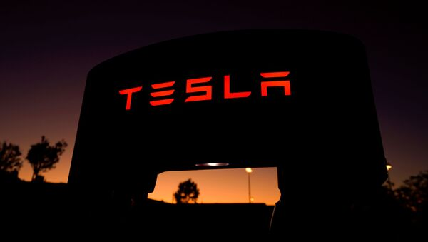 Una recarga para Tesla - Sputnik Mundo