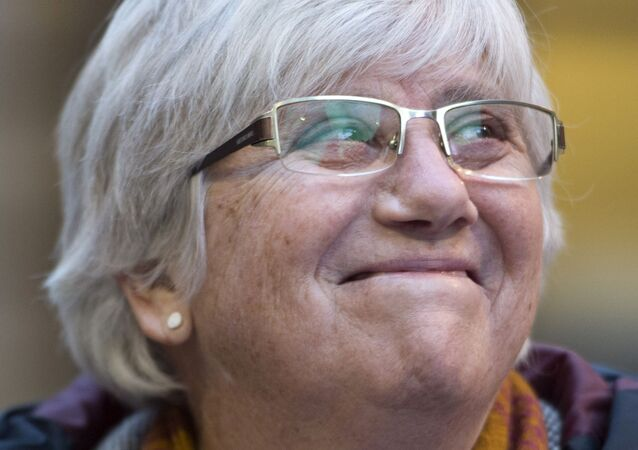 Clara Ponsatí, exintegrante del Gobierno de Cataluña