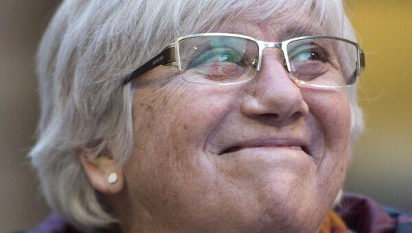 Clara Ponsatí, exintegrante del Gobierno de Cataluña - Sputnik Mundo