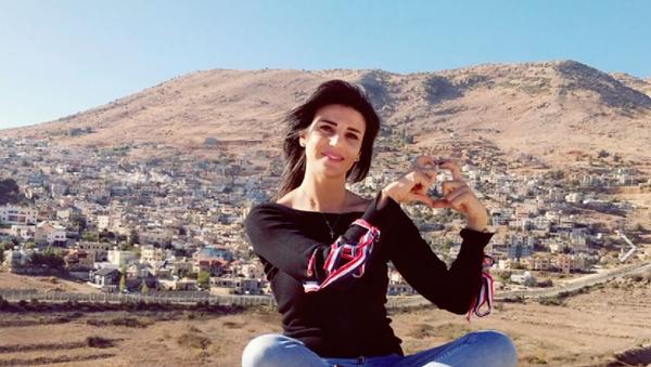 Wafa Shabrouney, corresponsal del canal televisivo RT en Siria - Sputnik Mundo