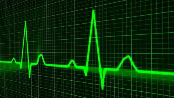 Un cardiograma - Sputnik Mundo