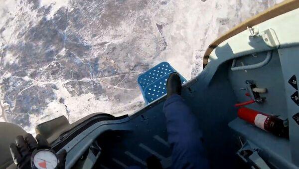 Saltos vertiginosos: cómo se abandona una aeronave en caso de emergencia  - Sputnik Mundo