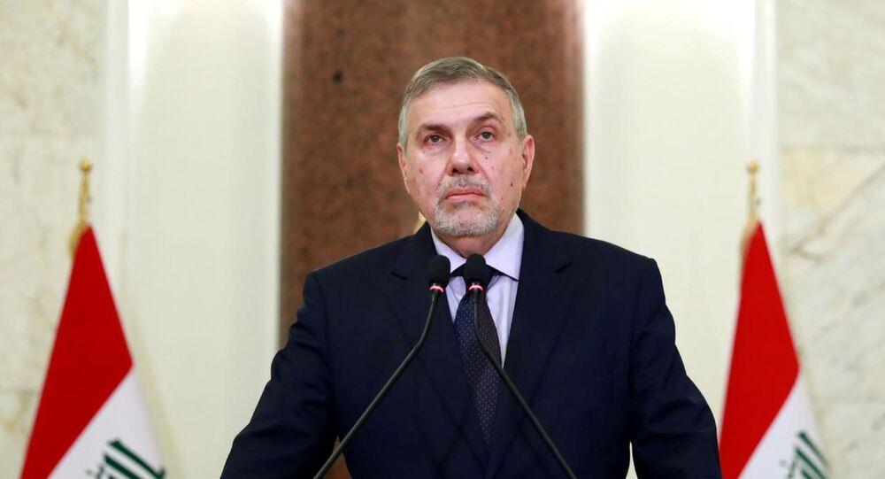 Mohammed Tawfiq Allawi, nuevo primer ministro de Irak