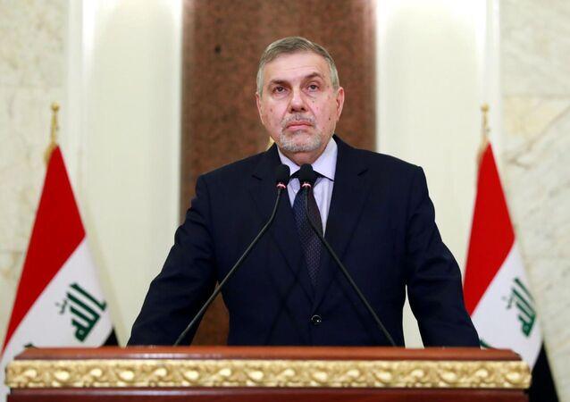 Mohamed Taufiq Alaui, nuevo primer ministro de Irak