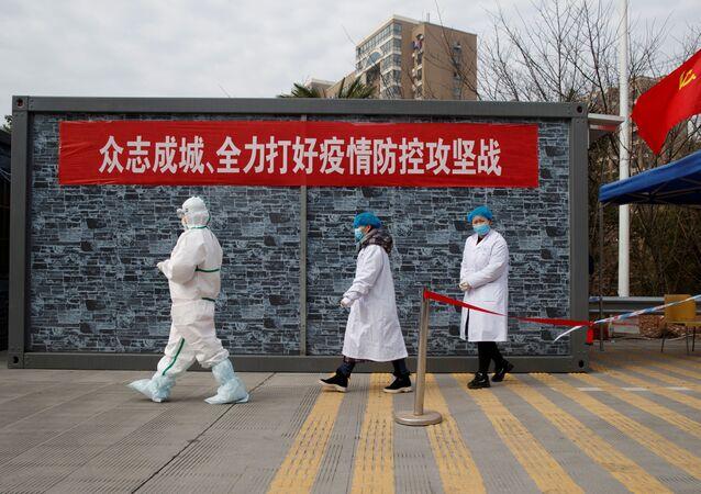 Los médicos chinos