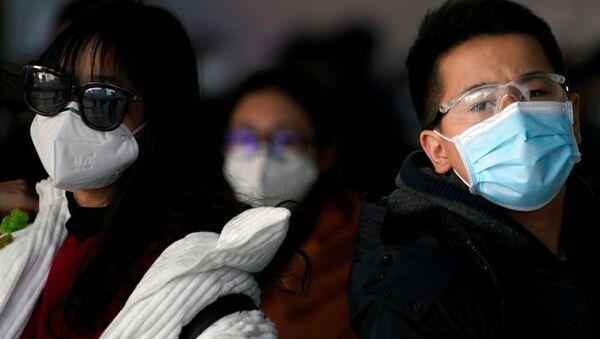 Brote del nuevo coronavirus en China - Sputnik Mundo