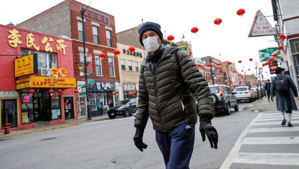 Un barrio chino en EEUU - Sputnik Mundo