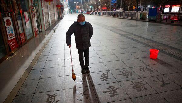 La situación en China - Sputnik Mundo