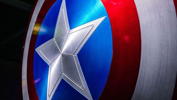 El escudo del Capitán América - Sputnik Mundo
