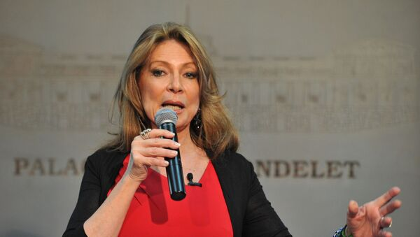 Ivonne Baki, embajadora de Ecuador en Estados Unidos - Sputnik Mundo