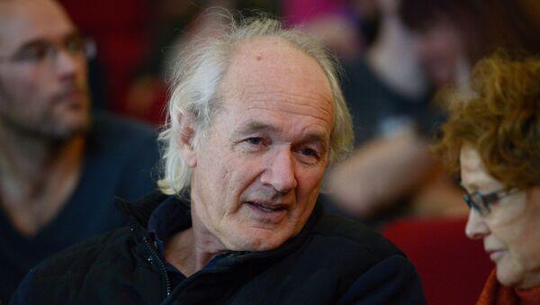 John Shipton, padre del fundador de Wikileaks, Julian Assange - Sputnik Mundo