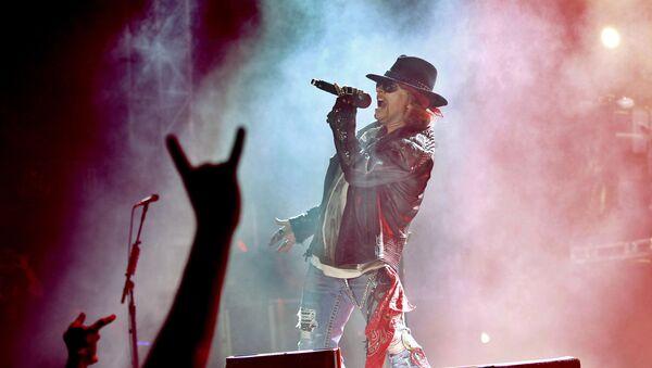 Un concierto de Guns N' Roses - Sputnik Mundo