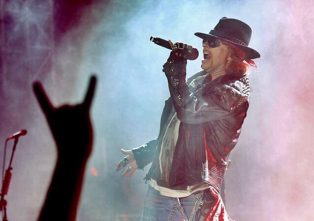 Un concierto de Guns N' Roses
