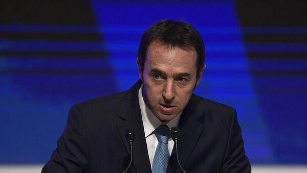El empresario argentino Marcos Galperín - Sputnik Mundo