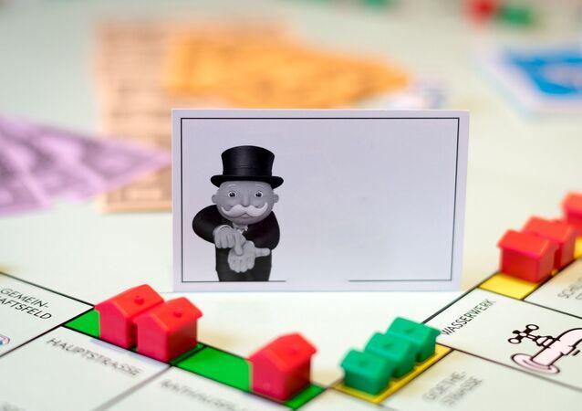 Banquero de Monopoly