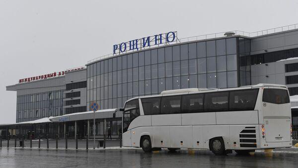 Aeropuerto en la provincia rusa de Tiumén, en el sur de Siberia - Sputnik Mundo