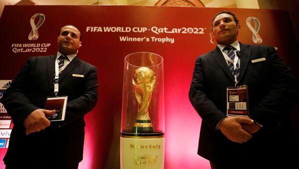 La Copa del Mundo  - Sputnik Mundo