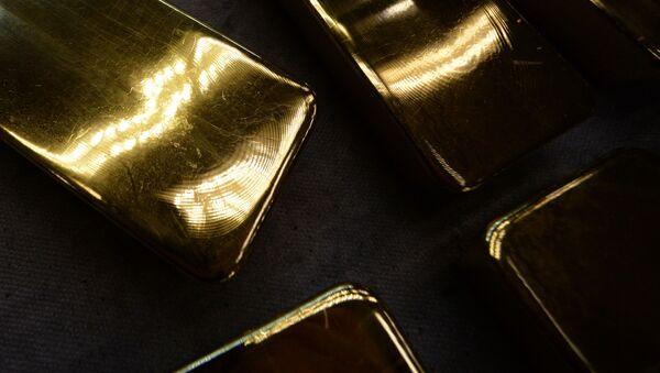 Oro (imagen referencial) - Sputnik Mundo