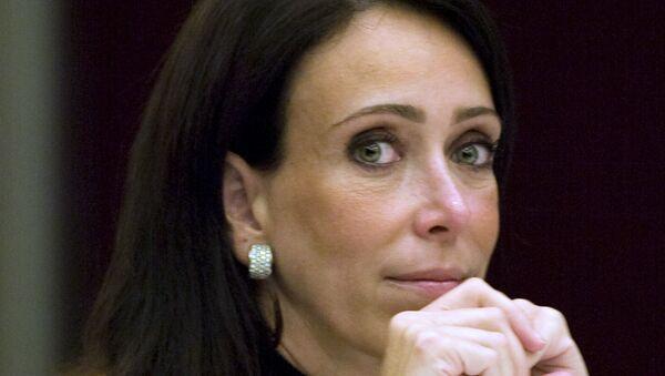 María Asunción Aramburuzabala, la sexta persona más rica de México - Sputnik Mundo