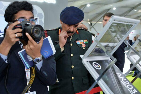 Defexpo India 2020: lo mejor y más avanzado en la industria de defensa  - Sputnik Mundo