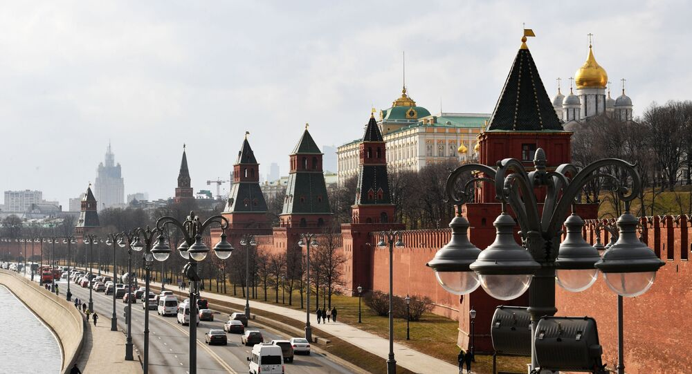El Kremlin de Moscú (imagen referencial)