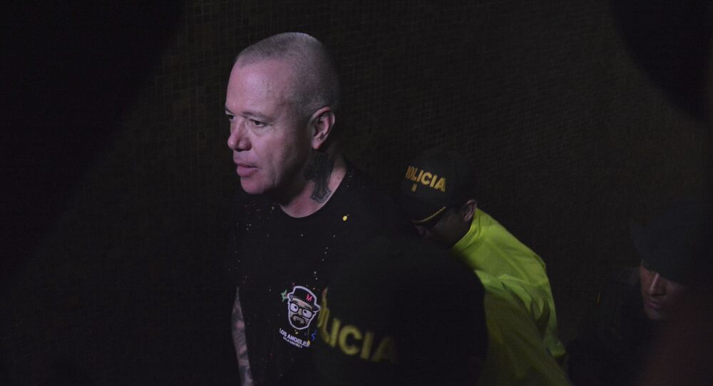 Jhon Jairo Velásquez, el exjefe de sicarios de Pablo Escobar