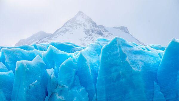 Glaciares (imagen referencial) - Sputnik Mundo